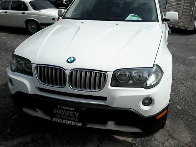 2007 BMW X3 3.0si AWD , PANO ROOF San Antonio, Texas 2