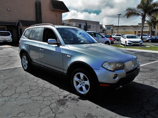 2007 BMW X3 30si 30SI Limited warranty included to assure your worry-free purchase AutoCheck re