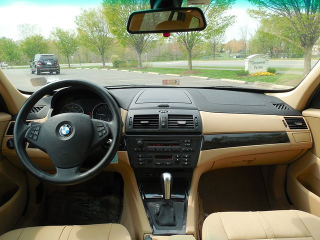 2007 BMW X3 3.0si Sterling, Virginia 9