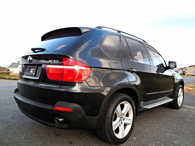 2007 BMW X5 3.0si 3.0I Leesburg, Virginia 4