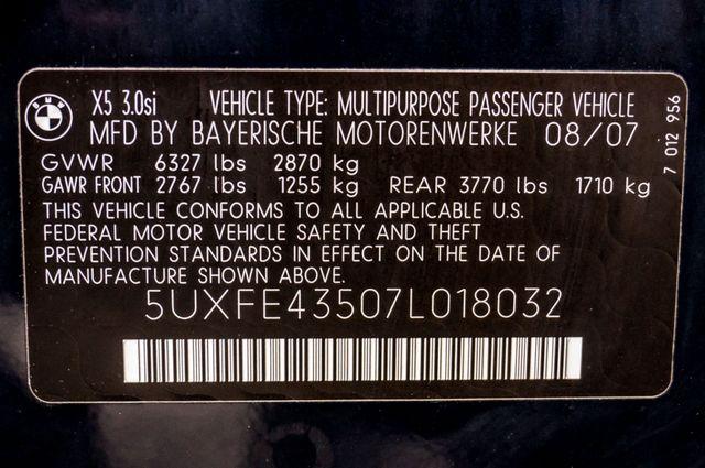 2007 BMW X5 3.0si Reseda, CA 49