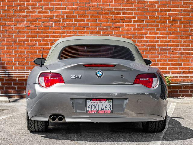 2007 BMW Z4 3.0i Burbank, CA 5