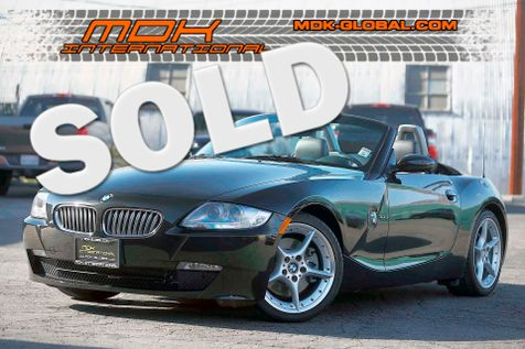 2007 BMW Z4 3.0si - Sport pkg - Navigation in Los Angeles