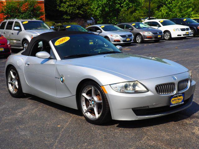 2007 BMW Z4 3.0si  | Champaign, Illinois | The Auto Mall of Champaign in  Illinois