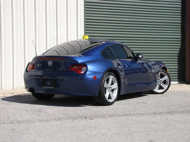 2007 BMW Z4 3.0si COUPE Jacksonville , FL 3