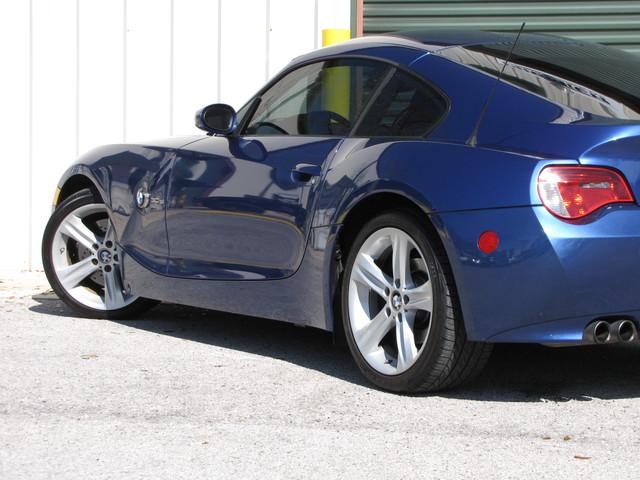 2007 BMW Z4 3.0si COUPE Jacksonville , FL 21