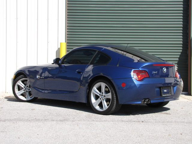 2007 BMW Z4 3.0si COUPE Jacksonville , FL 2