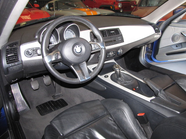 2007 BMW Z4 3.0si COUPE Jacksonville , FL 27