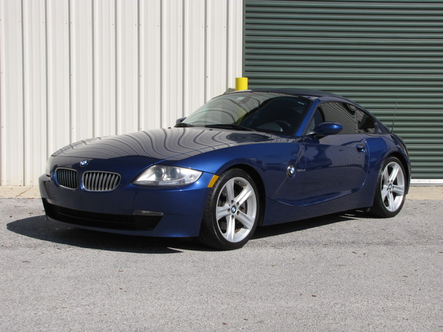 2007 BMW Z4 3.0si COUPE Jacksonville , FL 40