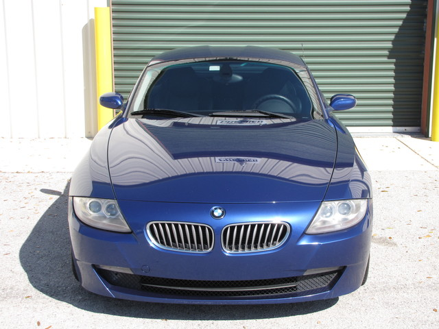 2007 BMW Z4 3.0si COUPE Jacksonville , FL 12