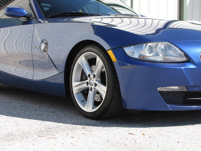 2007 BMW Z4 3.0si COUPE Jacksonville , FL 17