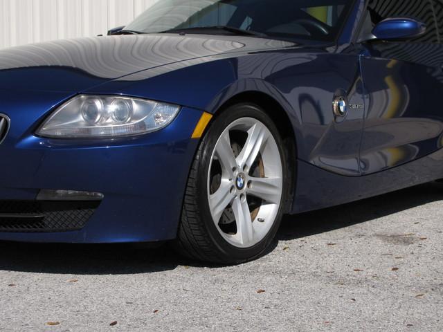 2007 BMW Z4 3.0si COUPE Jacksonville , FL 16