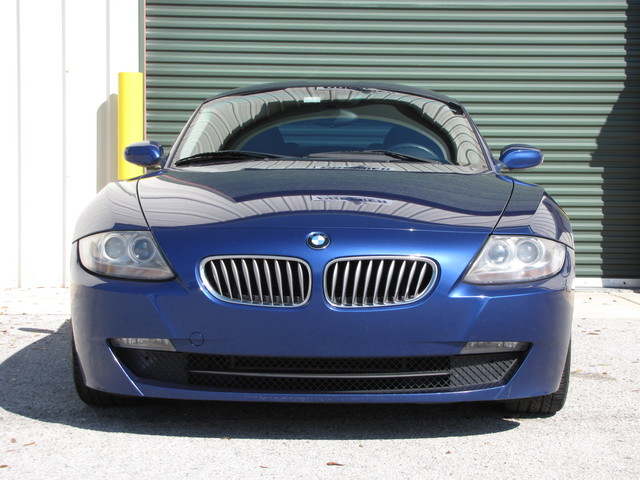 2007 BMW Z4 3.0si COUPE Jacksonville , FL 13