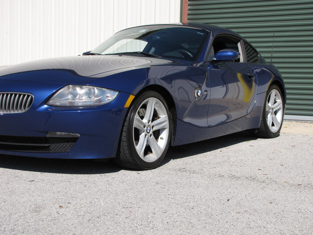 2007 BMW Z4 3.0si COUPE Jacksonville , FL 14