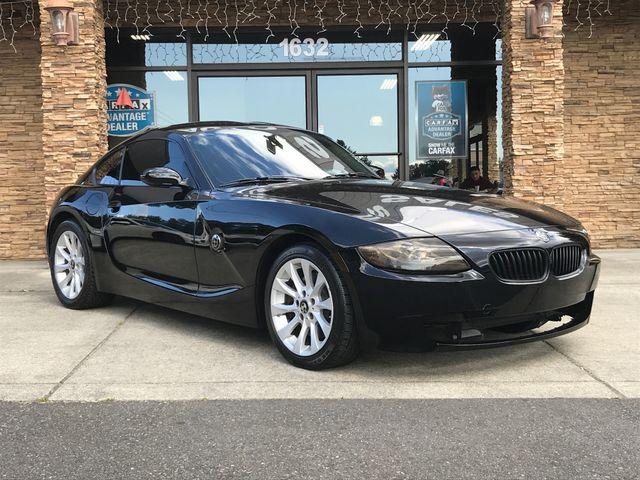 2007 BMW Z4 30si Black 2007 BMW Z4 30si RWD 6-Speed Manual 30L I6 DOHC 24V 3020 HighwayCity M