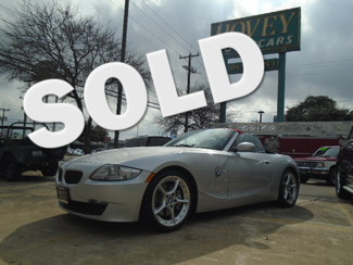 2007 BMW Z4 3.0si ONLY 32K MILES San Antonio, Texas