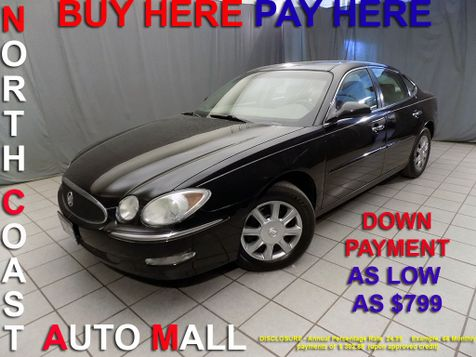 2007 Buick LaCrosse CX As low as $799 DOWN in Cleveland, Ohio
