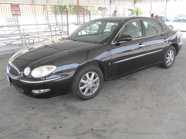 2007 Buick LaCrosse CXL This particular Vehicles true mileage is unknown TMU Please call or e-