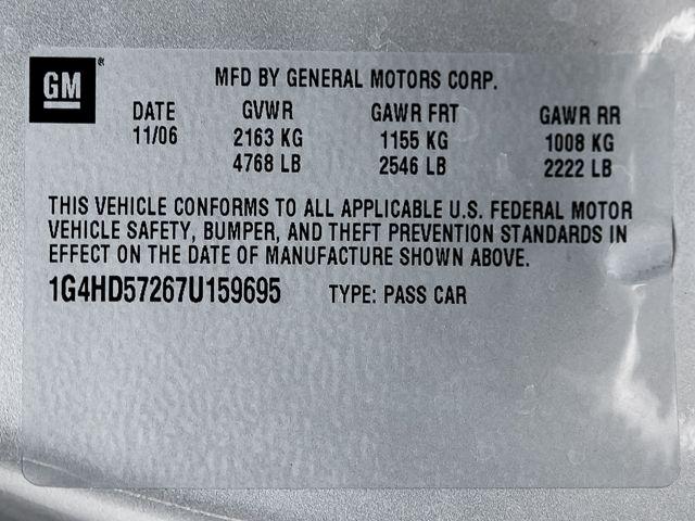 2007 Buick Lucerne V6 CXL Burbank, CA 34