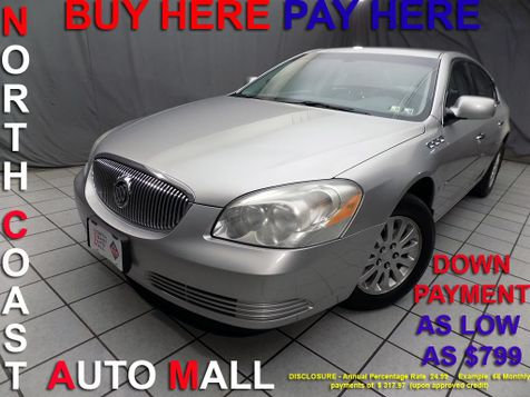 2007 Buick Lucerne CX As low as $799 DOWN in Cleveland, Ohio