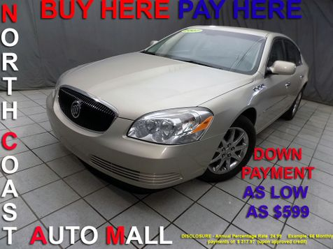2007 Buick Lucerne V6 CXL As low as $599 DOWN in Cleveland, Ohio