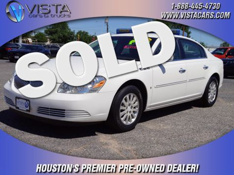 2007 Buick Lucerne CX in Houston, Texas