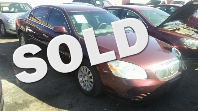 Used Cars in Las Vegas 2007 Buick Lucerne
