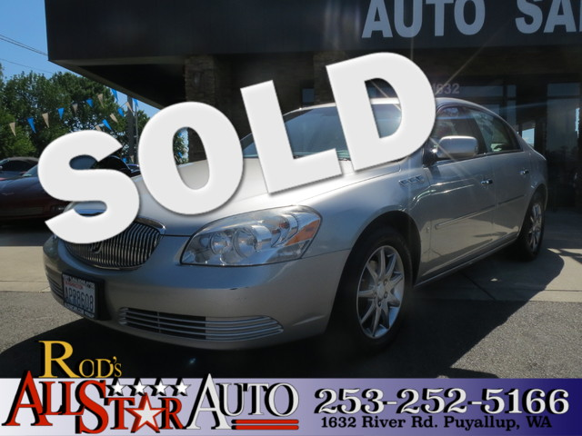 2007 Buick Lucerne V6 CXL The CARFAX Buy Back Guarantee that comes with this vehicle means that yo