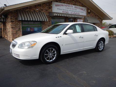 2007 Buick Lucerne V6 CXL in Wichita Falls, TX