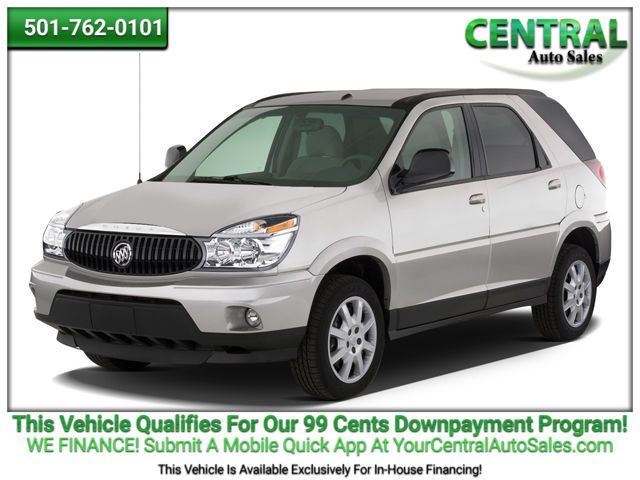2007 Buick Rendezvous CX | Hot Springs, AR | Central Auto Sales in Hot Springs AR