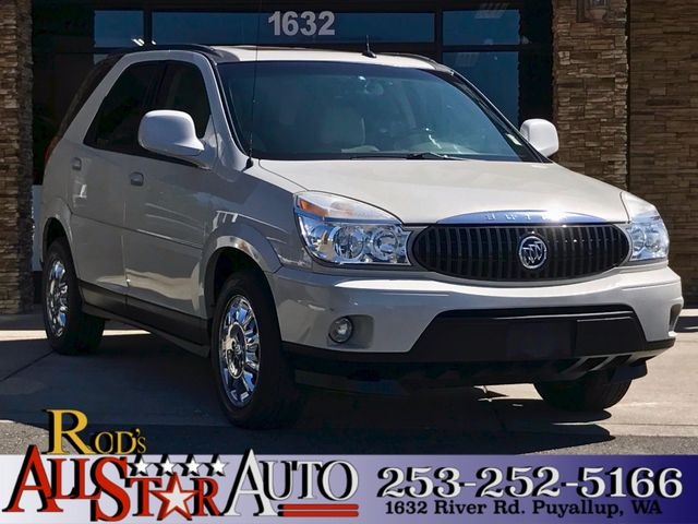 2007 Buick Rendezvous CXL The CARFAX Buy Back Guarantee that comes with this vehicle means that yo