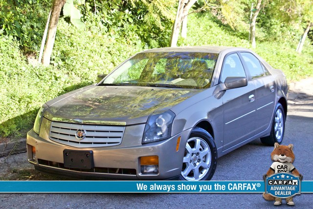 2007 Cadillac CTS AUTOMATIC ONLY 90K MLS SERVICE RECORDS AVAILABLEAVAILABLE Woodland Hills, CA 0