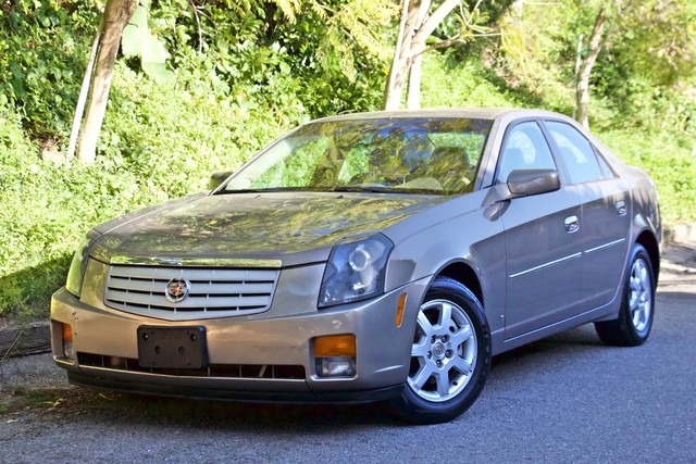 2007 Cadillac CTS AUTOMATIC ONLY 90K MLS SERVICE RECORDS AVAILABLEAVAILABLE Woodland Hills, CA 1