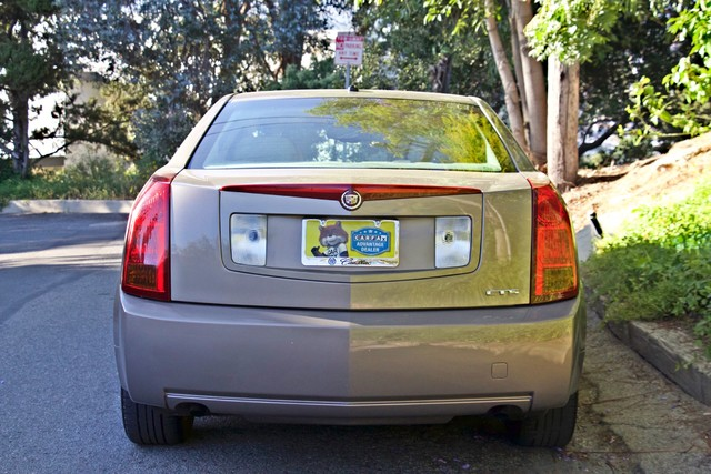 2007 Cadillac CTS AUTOMATIC ONLY 90K MLS SERVICE RECORDS AVAILABLEAVAILABLE Woodland Hills, CA 8
