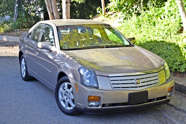 2007 Cadillac CTS AUTOMATIC ONLY 90K MLS SERVICE RECORDS AVAILABLEAVAILABLE Woodland Hills, CA 4