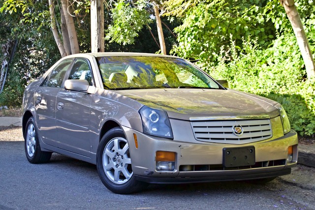 2007 Cadillac CTS AUTOMATIC ONLY 90K MLS SERVICE RECORDS AVAILABLEAVAILABLE Woodland Hills, CA 26