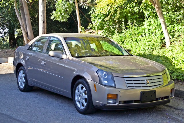 2007 Cadillac CTS AUTOMATIC ONLY 90K MLS SERVICE RECORDS AVAILABLEAVAILABLE Woodland Hills, CA 27