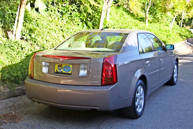 2007 Cadillac CTS AUTOMATIC ONLY 90K MLS SERVICE RECORDS AVAILABLEAVAILABLE Woodland Hills, CA 9
