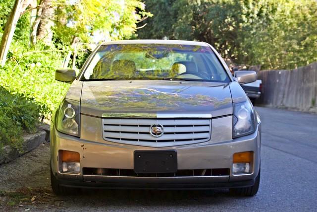 2007 Cadillac CTS AUTOMATIC ONLY 90K MLS SERVICE RECORDS AVAILABLEAVAILABLE Woodland Hills, CA 2
