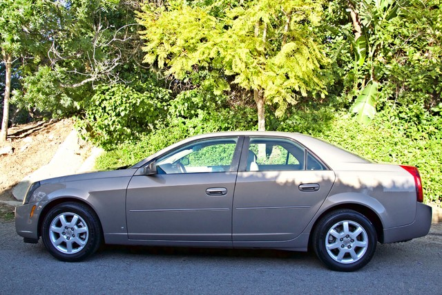 2007 Cadillac CTS AUTOMATIC ONLY 90K MLS SERVICE RECORDS AVAILABLEAVAILABLE Woodland Hills, CA 30