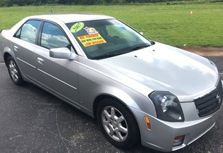 2007 Cadillac-Carmartsouth.Com CTS-LOW MILES!! BUY HERE PAY HERE!! Base-SHOWROOM CONDITION!! Knoxville, Tennessee 2