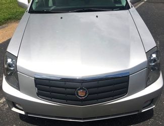 2007 Cadillac-Carmartsouth.Com CTS-LOW MILES!! BUY HERE PAY HERE!! Base-SHOWROOM CONDITION!! Knoxville, Tennessee 1