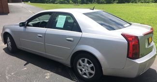 2007 Cadillac-Carmartsouth.Com CTS-LOW MILES!! BUY HERE PAY HERE!! Base-SHOWROOM CONDITION!! Knoxville, Tennessee 3