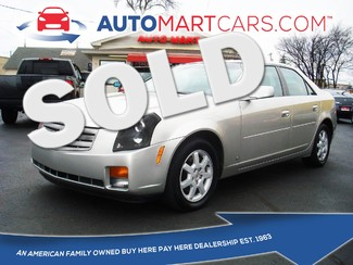 2007 Cadillac CTS Nashville, Tennessee