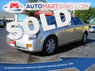 2007 Cadillac CTS in Nashville Tennessee