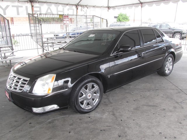 2007 Cadillac DTS Professional Please call or e-mail to check availability All of our vehicles