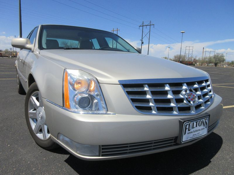 2007 Cadillac DTS V8  Fultons Used Cars Inc  in , Colorado