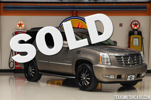 2007 Cadillac Escalade This Carfax 1-Owner 2007 Cadillac Escalade is in great shape with only 63 4