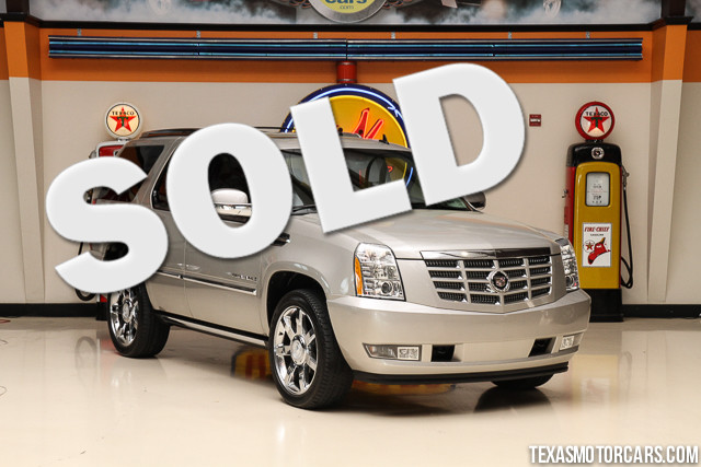 2007 Cadillac Escalade This 2007 Cadillac Escalade is in great shape with only 81 530 miles The