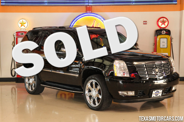 2007 Cadillac Escalade This Clean Carfax 2007 Cadillac Escalade is in great shape with only 146 2